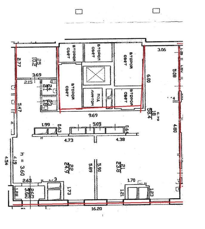 Аренда помещения 146 кв.м. Красносельский ш. Петергофское, 45 - фотография №4
