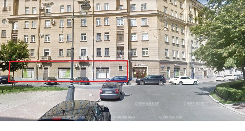Аренда помещения 209.30 кв.м. Московский пр-кт Московский, 173 - фотография №1