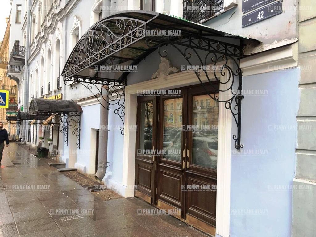 Аренда помещения 518 кв.м. Центральный ул. Фурштатская, 42 - фотография №2