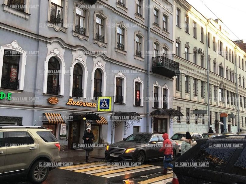 Аренда помещения 518 кв.м. Центральный ул. Фурштатская, 42 - фотография №7
