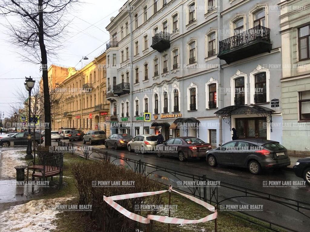 Аренда помещения 518 кв.м. Центральный ул. Фурштатская, 42 - фотография №10