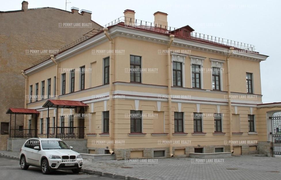 Продажа здания 1734 кв.м. Центральный наб. Синопская, 68 - на spret.realtor.ru - фотография №2