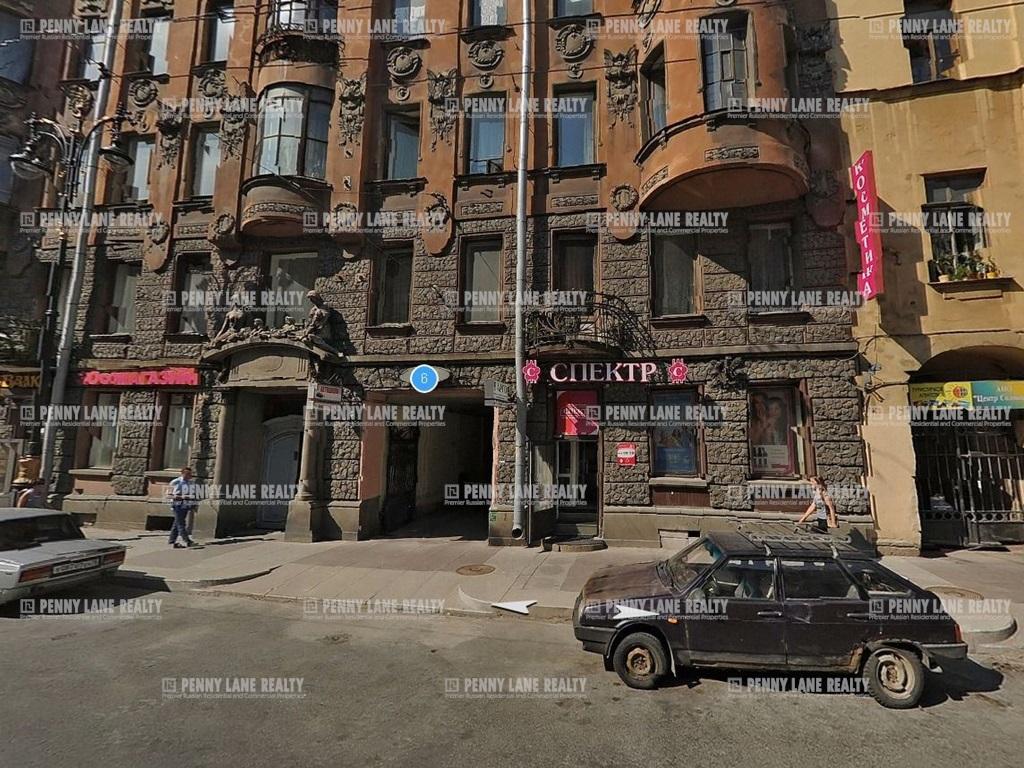 Продажа помещения 210 кв.м. Центральный ул. Кирочная, 6 - на spret.realtor.ru - фотография №1