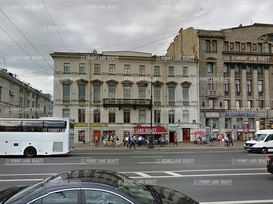 Продажа помещения 520 кв.м. Центральный пр-кт Невский, 40-42 - фотография №1
