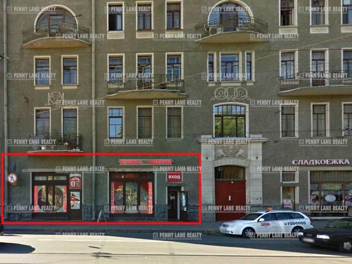 Аренда помещения 196.30 кв.м. Адмиралтейский пр-кт Загородный, 45 - фотография №1