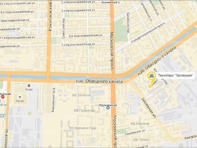 Аренда помещения 1252.10 кв.м. Московский ул. Заозёрная, 8 - фотография №4