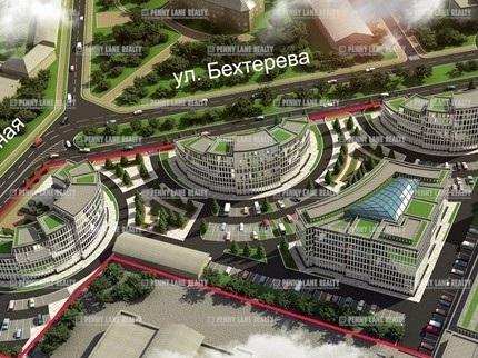 Продажа здания 13822 кв.м. Невский ул. Бехтерева, 2 - на spret.realtor.ru - фотография №3