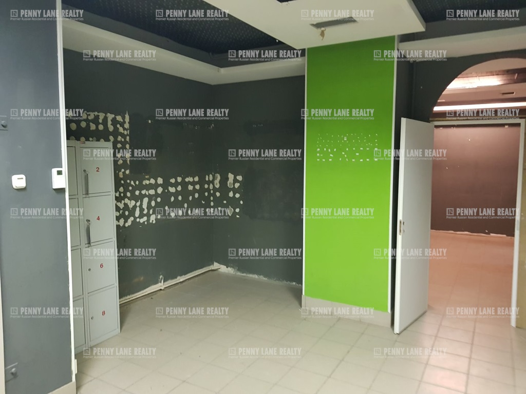 Закрытая аренда помещения 582.30 кв.м  Приморский