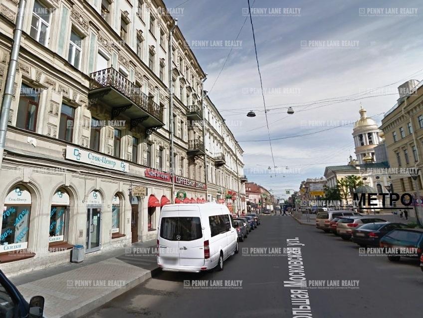 улица Большая Московская - на spret.realtor.ru