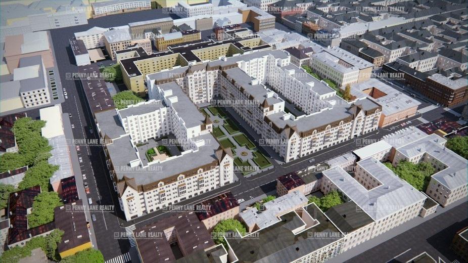 Аренда помещения 290 кв.м. Центральный пер. Басков, 2 - фотография №2