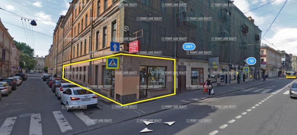 Продажа помещения 245 кв.м. Петроградский пр-кт Большой П.С., 28 - фотография №1