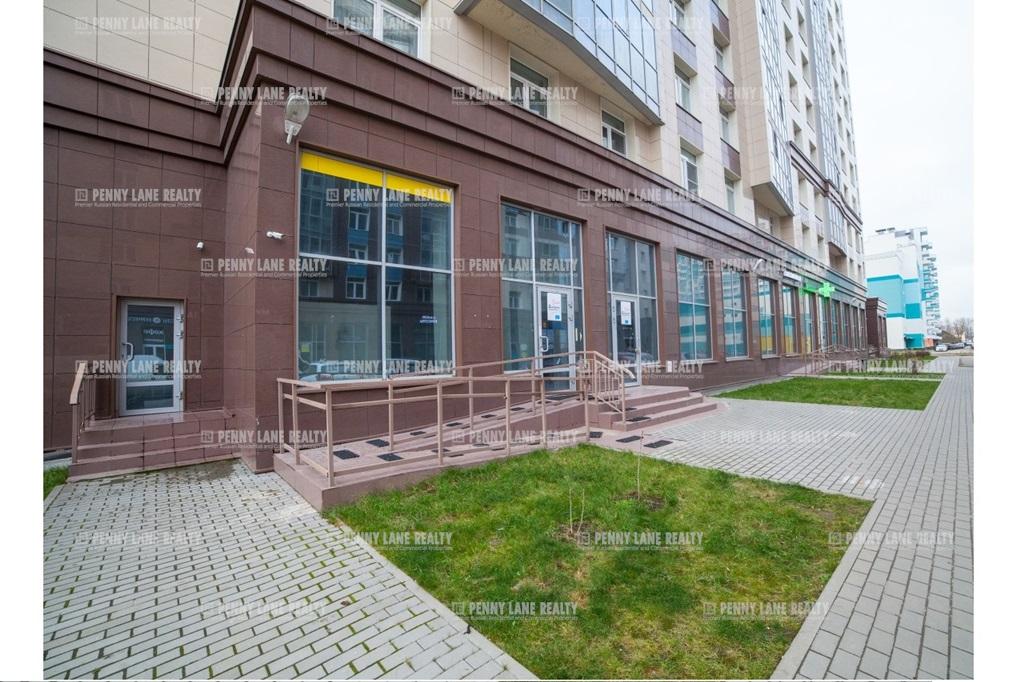 Аренда помещения 154.80 кв.м. Калининский пр-кт Маршала Блюхера, 9 - фотография №3
