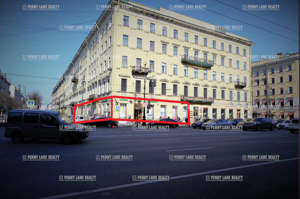 Аренда помещения 1081 кв.м. Центральный пр-кт Невский, 24 - фотография №4
