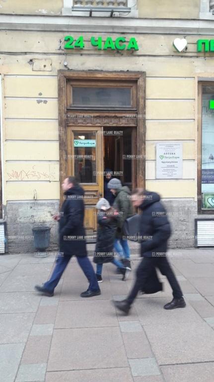 Аренда помещения 400 кв.м. Центральный пр-кт Невский, 24 - фотография №2