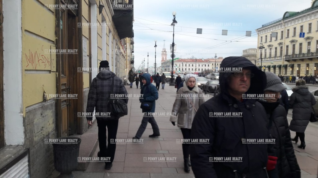 Аренда помещения 400 кв.м. Центральный пр-кт Невский, 24 - фотография №3