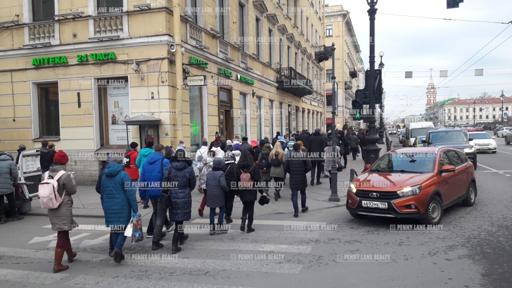 Аренда помещения 400 кв.м. Центральный пр-кт Невский, 24 - фотография №6