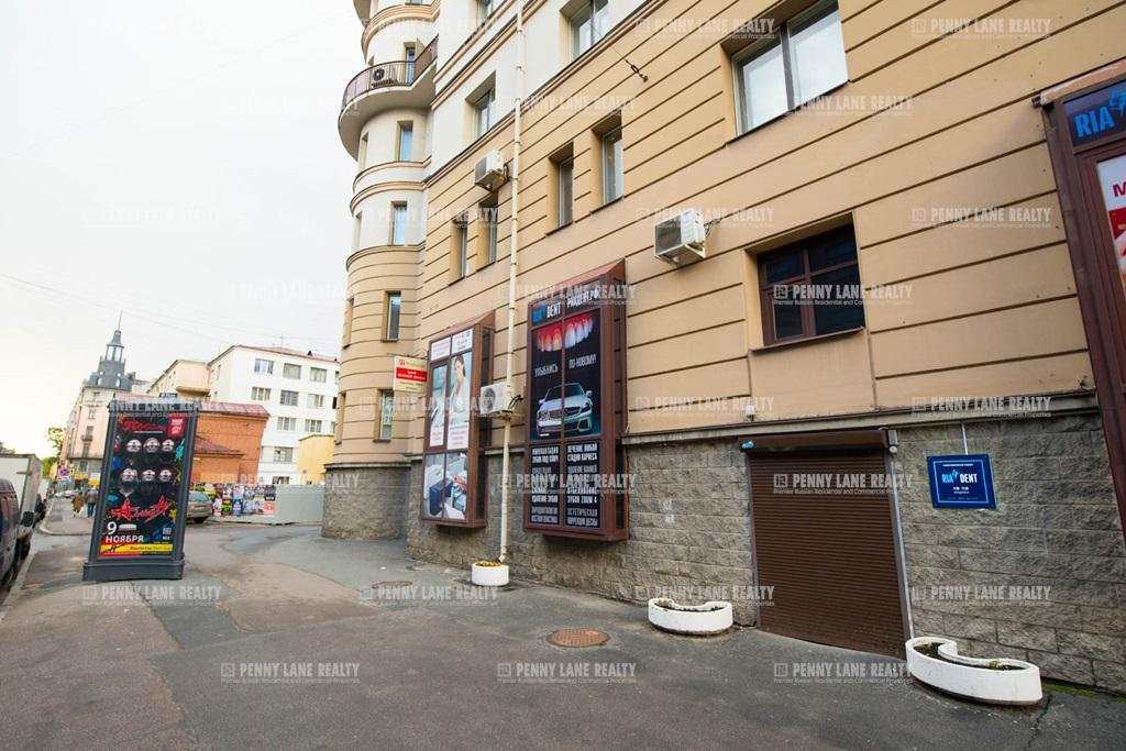 Аренда помещения 183 кв.м. Петроградский ул. Профессора Попова, 27 лит А - фотография №3