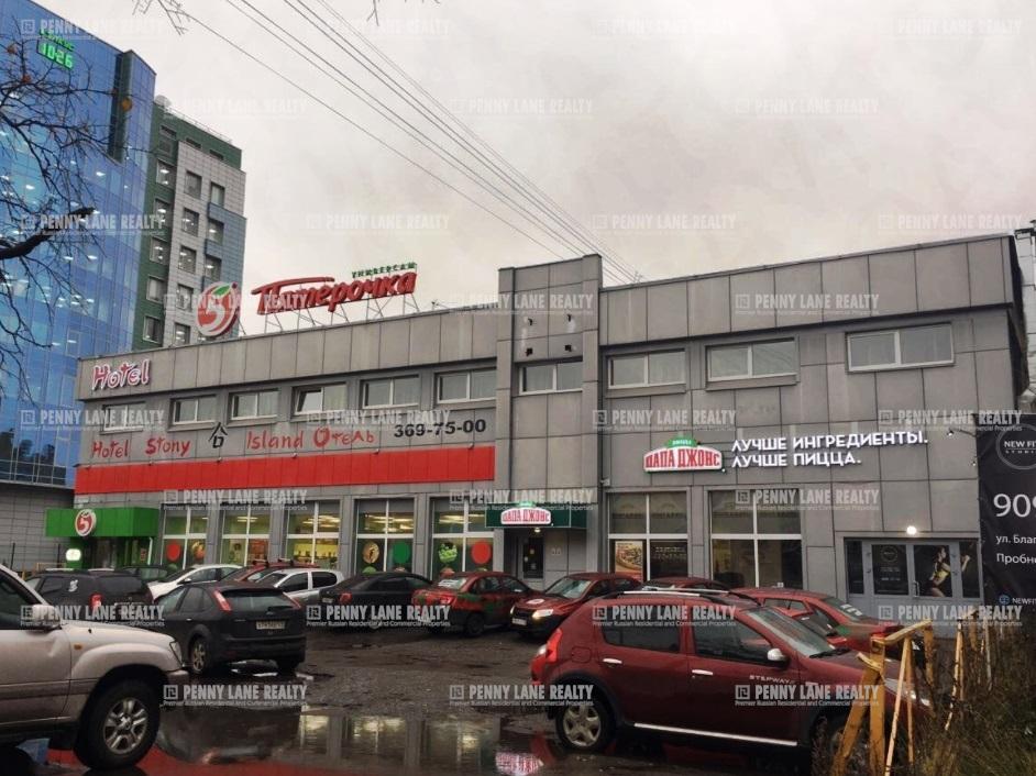 Продажа здания 2170 кв.м. Московский ул. Благодатная, 12 лит.А - фотография №1