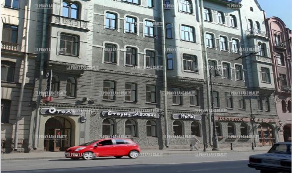 Продажа помещения 1410 кв.м. Петроградский пр-кт Каменноостровский, 45 - фотография №1