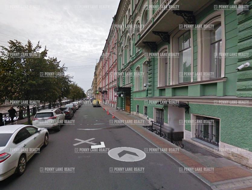 Аренда помещения 278.10 кв.м. Центральный наб. реки Мойки, 75 - на spret.realtor.ru - фотография №1