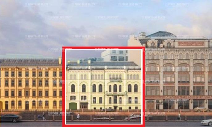 Аренда помещения 278.10 кв.м. Центральный наб. реки Мойки, 75 - на spret.realtor.ru - фотография №5