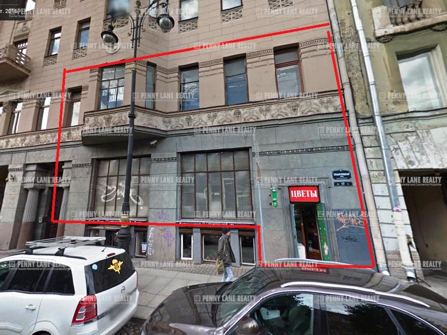 Продажа помещения 300 кв.м. Центральный ул. Большая Конюшенная, 17 - фотография №1