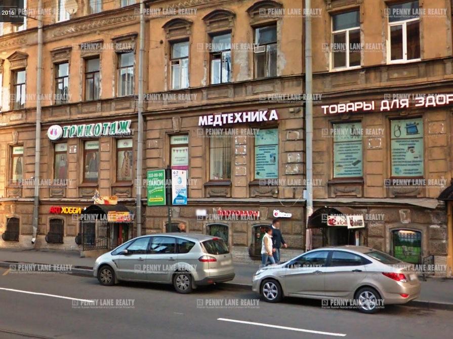 Аренда помещения 145 кв.м. Центральный ул. Звенигородская, 4 - фотография №1