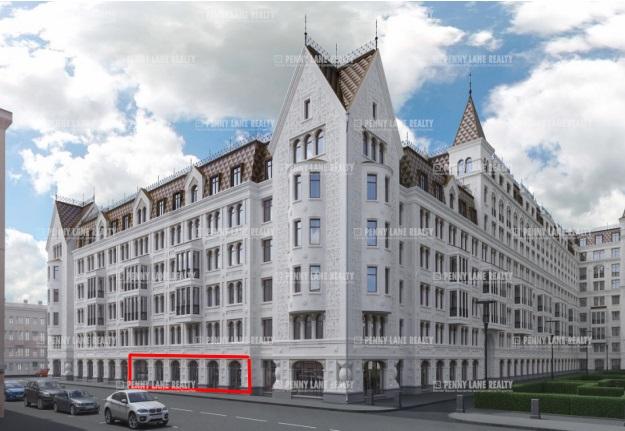 Продажа магазина 238.95 кв.м. Центральный пер. Басков, 2 - фотография №3