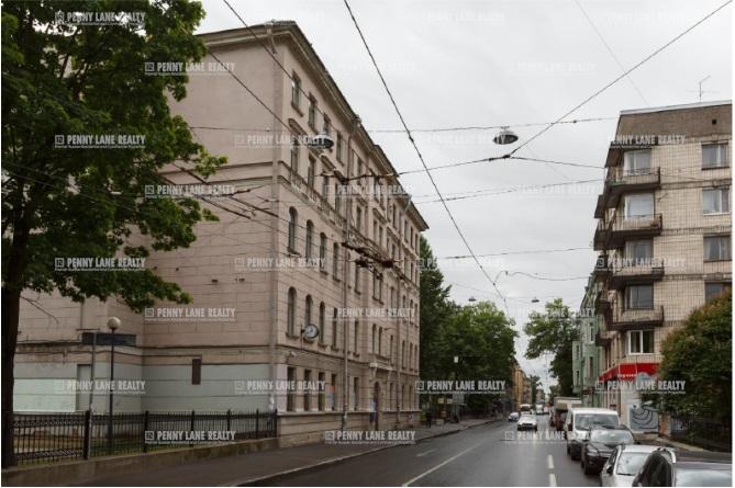 Продажа здания 2259 кв.м. Петроградский ул. Большая Пушкарская, 35 - фотография №1