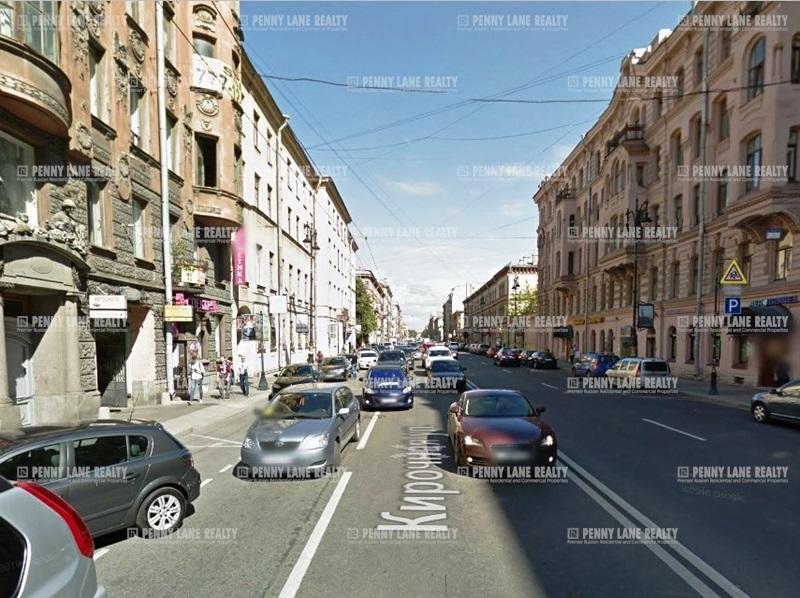 улица Кирочная - на spret.realtor.ru
