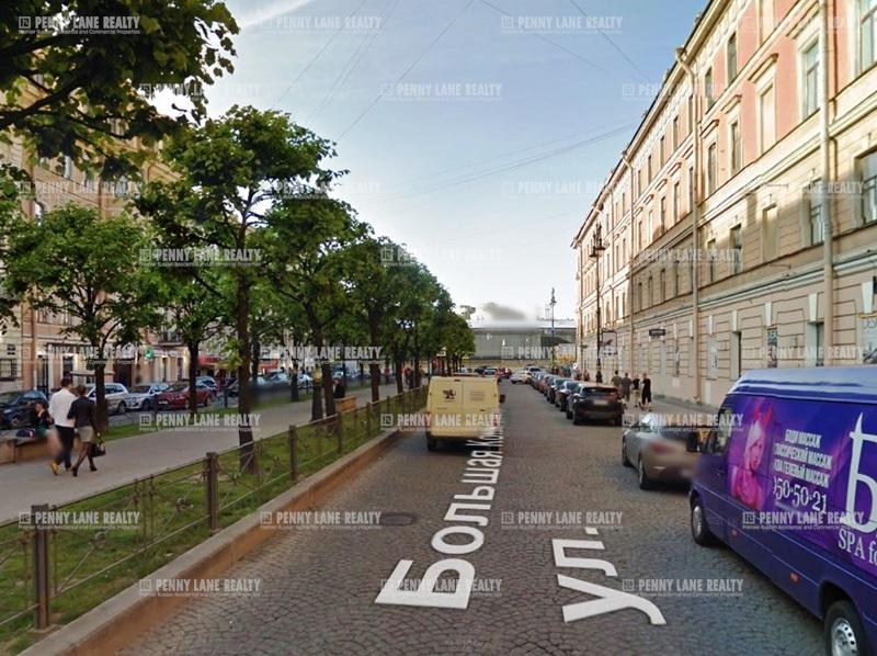 улица Большая Конюшенная - на spret.realtor.ru