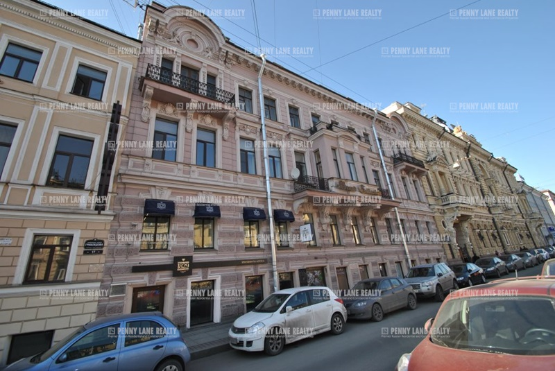 "аренда - ""наб. канала Грибоедова, 15 лит А"" - на spret.realtor.ru"