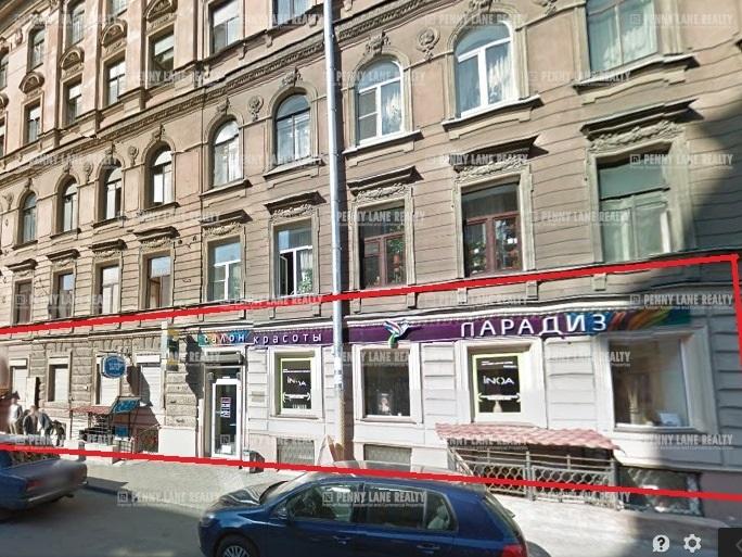 """продажа - """"ул. Жуковского, 28, лит.А"""" - на spret.realtor.ru"""