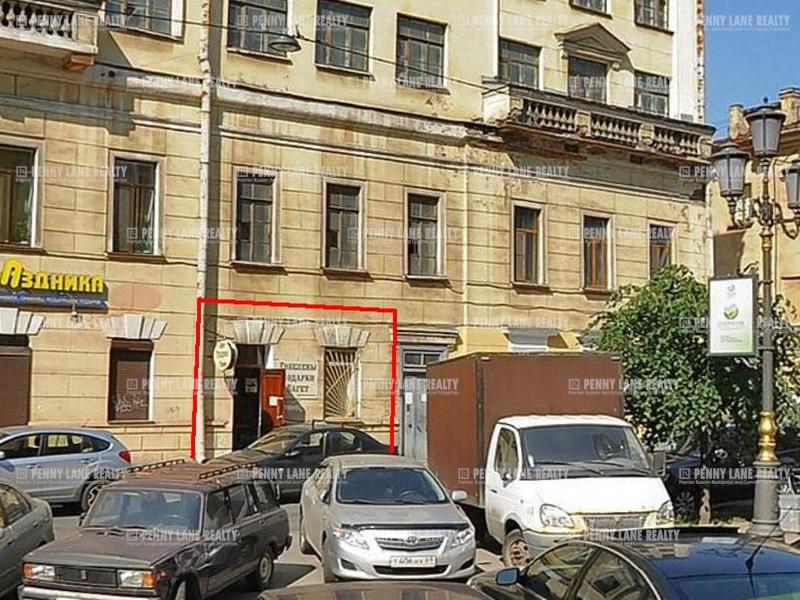"""продажа - """"ул. Захарьевская, 14, лит.В"""" - на spret.realtor.ru"""