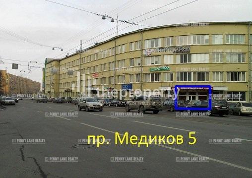 """продажа - """"пр-кт Медиков, 5"""" - на spret.realtor.ru"""