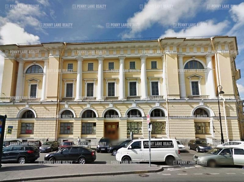 "аренда - ""наб. реки Фонтанки, 57"" - на spret.realtor.ru"