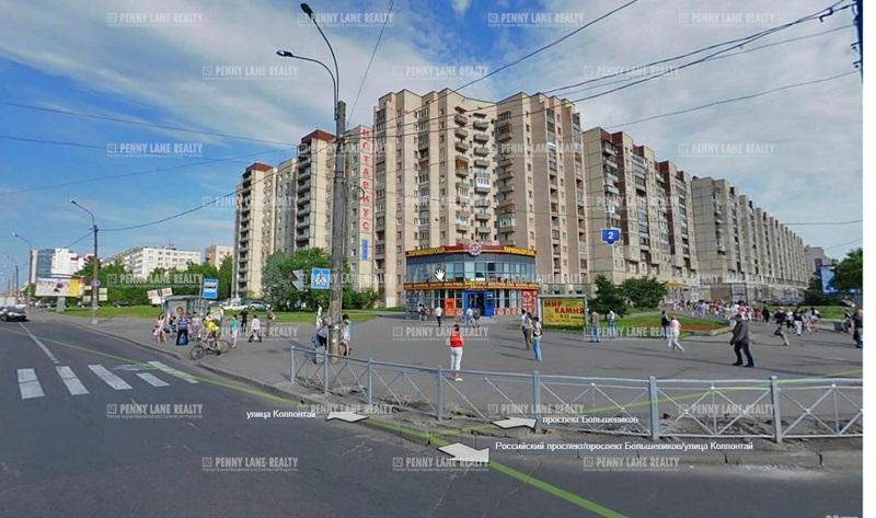 "аренда - ""ул. Коллонтай, 23"" - на spret.realtor.ru"