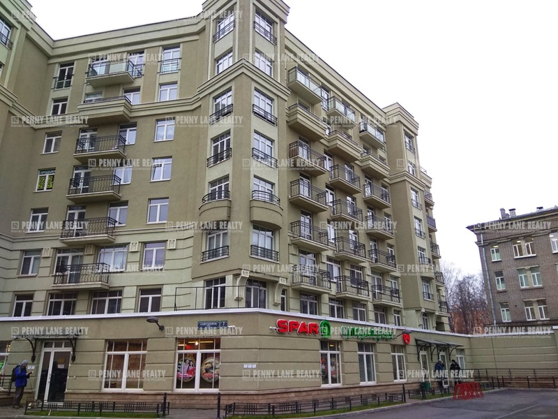 """аренда - """"ул. Савушкина, 7к3"""" - на spret.realtor.ru"""