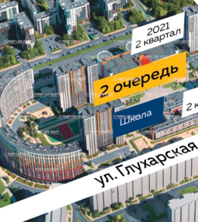 """продажа - """"пр-кт Комендантский, 60к1"""
