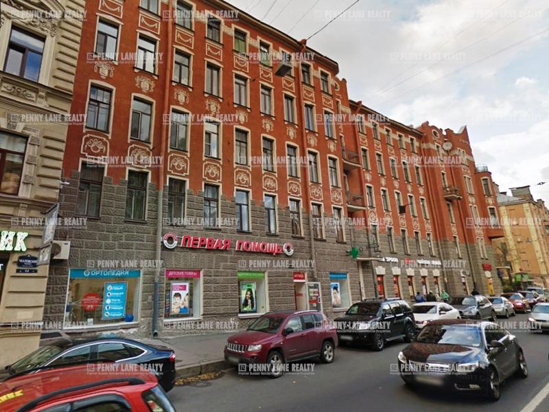 "аренда - ""пр-кт Чкаловский, 16"" - на spret.realtor.ru"