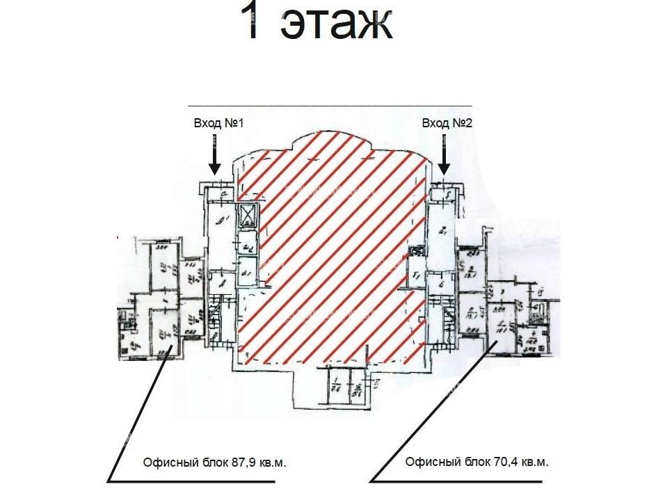 Продажа здания 2320.70 кв.м. ЮЗАО ул. Шверника, 11к1 - фотография №8