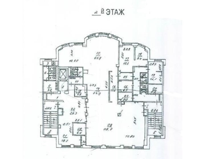 Продажа здания 2320.70 кв.м. ЮЗАО ул. Шверника, 11к1 - фотография №9