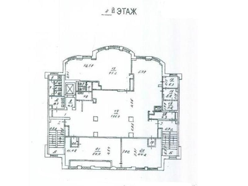 Продажа здания 2320.70 кв.м. ЮЗАО ул. Шверника, 11к1 - фотография №11