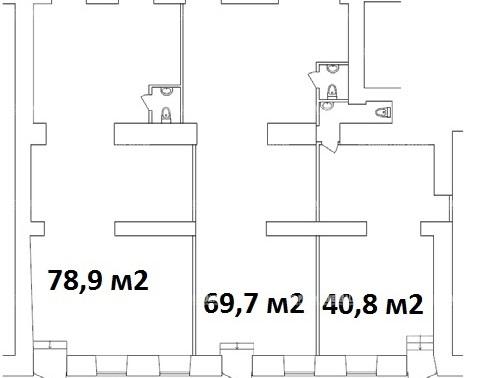 Продажа помещения 40.80 кв.м. ул. Земляной Вал, 54 стр 1 - фотография №5