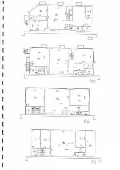 Продажа помещения 723.10 кв.м. ЗАО пл. Киевского Вокзала, 2Б - фотография №7