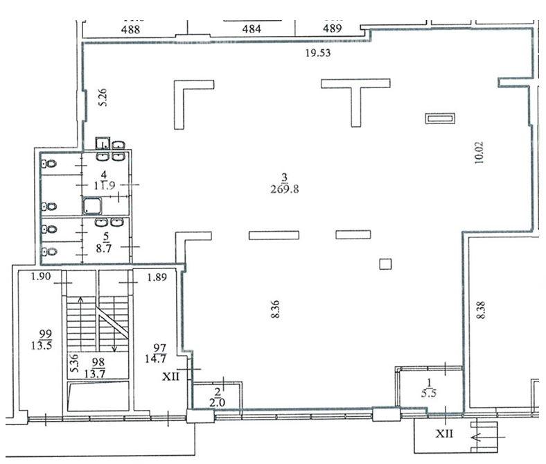 Продажа помещения 297.90 кв.м. ЮВАО ул. 1-я улица Машиностроения,, 10 - фотография №8