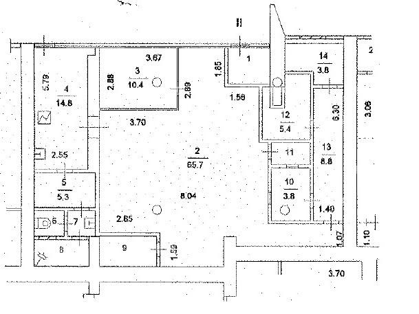 Продажа помещения 133 кв.м. САО ш. Ленинградское, 56 - фотография №2