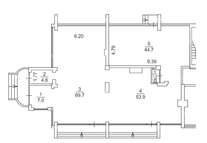 Продажа помещения 181 кв.м. ЮАО пр-кт Андропова, 21 - фотография №6
