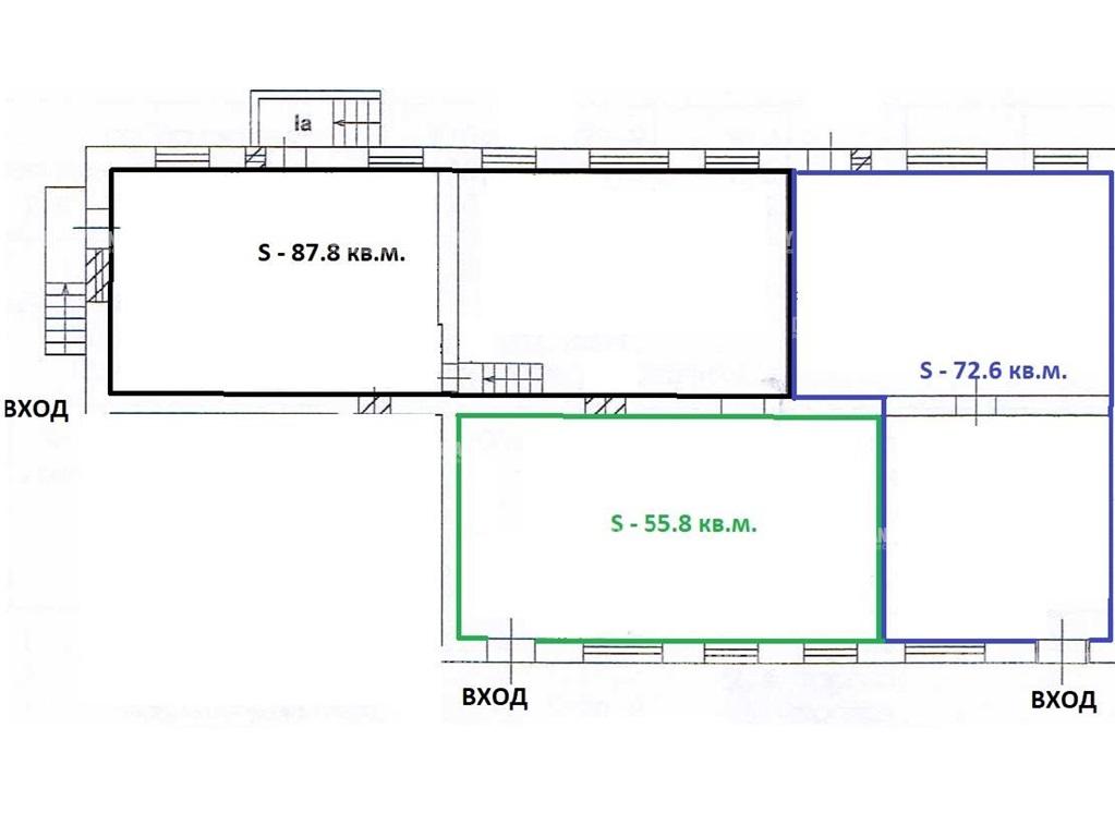 Продажа помещения 216 кв.м. СВАО ш. Открытое, 5к6 - фотография №3