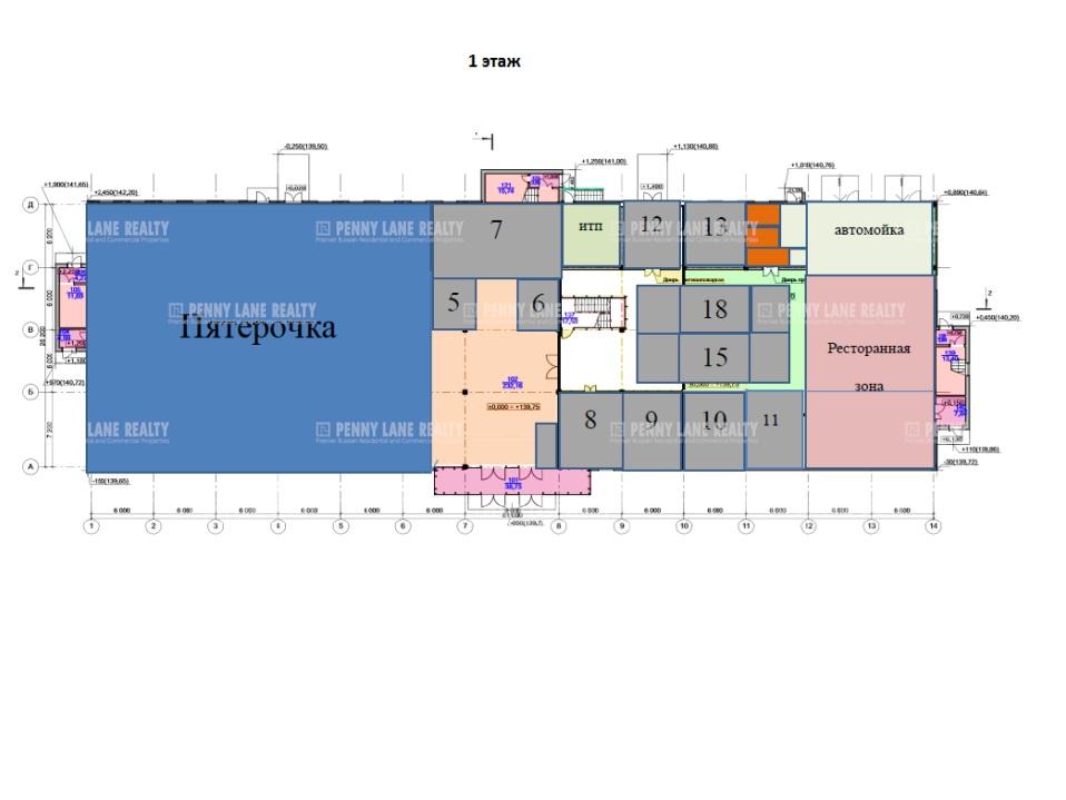 Аренда помещения 900 кв.м. ул. Ильича, 61 - фотография №4